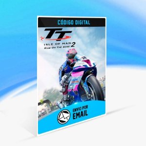 TT Isle of Man Ride on the Edge 2 - Xbox One Código 25 Dígitos