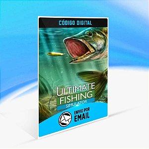 Ultimate Fishing Simulator - Xbox One Código 25 Dígitos