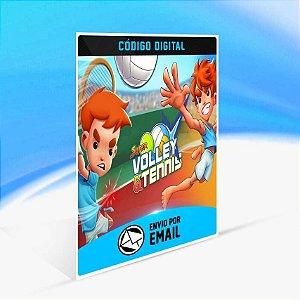Volley & Tennis Bundle Blast - Xbox One Código 25 Dígitos