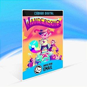 Wandersong - Xbox One Código 25 Dígitos