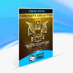 Warhammer 40,000: Inquisitor - Martyr Complete Collection - Xbox One Código 25 Dígitos
