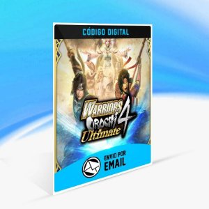 WARRIORS OROCHI 4 Ultimate Deluxe Edition  - Xbox One Código 25 Dígitos