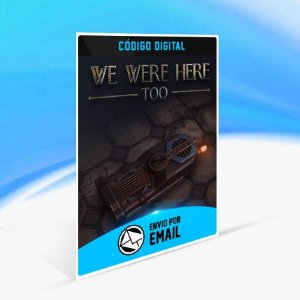 We Were Here Too - Xbox One Código 25 Dígitos