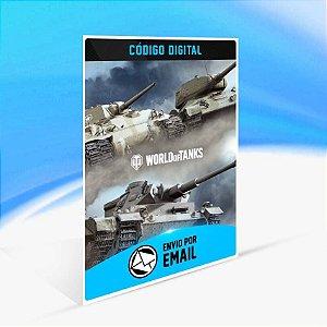 World of Tanks - Pacote Pronto Para a Guerra - Xbox One Código 25 Dígitos