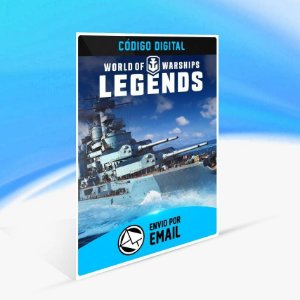 World of Warships: Legends – Aço Alemão - Xbox One Código 25 Dígitos