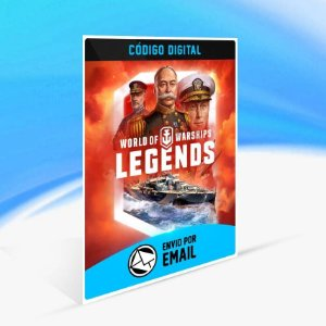 World of Warships: Legends — Arkansas Valente - Xbox One Código 25 Dígitos