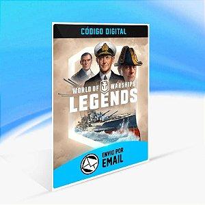 World of Warships: Legends — Super-dreadnought - Xbox One Código 25 Dígitos