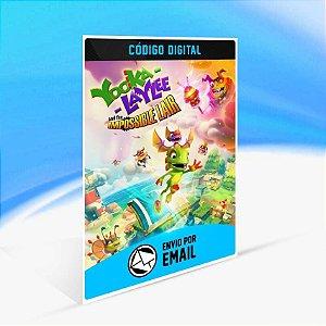 Yooka-Laylee and the Impossible Lair - Xbox One Código 25 Dígitos