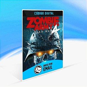 Zombie Army 4: Dead War - Xbox One Código 25 Dígitos