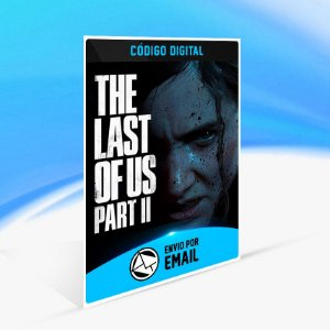 The Last of Us Part II PS4 - Key