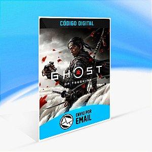 Ghost of Tsushima PS4 - Key
