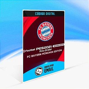 PES 2021 SEASON UPDATE FC BAYERN MÜNCHEN EDITION PS4 - KEY