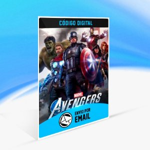 Marvel's Avengers PS4 - KEY