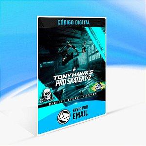 Tony Hawk's Pro Skater 1 + 2 Edição Digital Deluxe PS4 - KEY