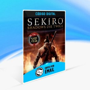 Sekiro: Shadows Die Twice - Xbox One Código 25 Dígitos