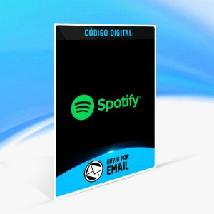 Spotify Premium - Assinatura 6 meses