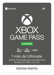 Xbox Game Pass Ultimate 1 mês