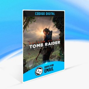 Shadow of the Tomb Raider Definitive Edition PS4 - Key