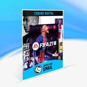 EA SPORTS FIFA 21 EDIÇÃO STANDART ORIGIN - PC KEY