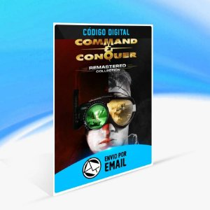 Command & Conquer Remaster Collection ORIGIN - PC KEY