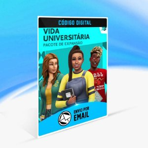 The Sims 4 Vida Universitária ORIGIN - PC KEY