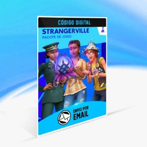 The Sims 4 StrangerVille ORIGIN - PC KEY