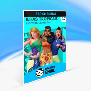 The Sims 4 Ilhas Tropicais ORIGIN - PC KEY