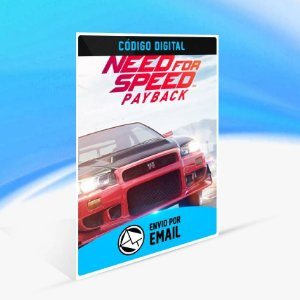 Need for Speed Payback - Edição Standard ORIGIN - PC KEY