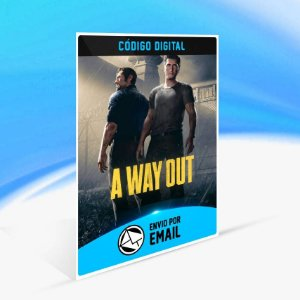 A Way Out ORIGIN - PC KEY