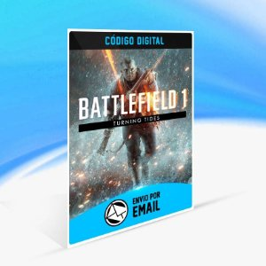 Battlefield 1 Turning Tides ORIGIN - PC KEY