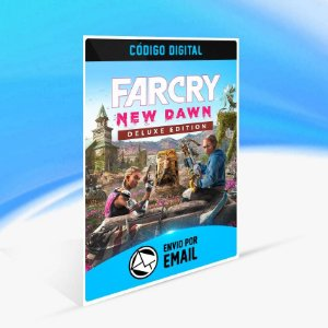 Far Cry New Dawn - Edição Deluxe ORIGIN - PC KEY
