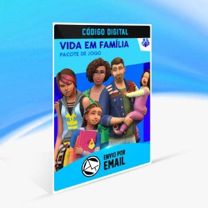 The Sims 4 - Vida em Família ORIGIN - PC KEY