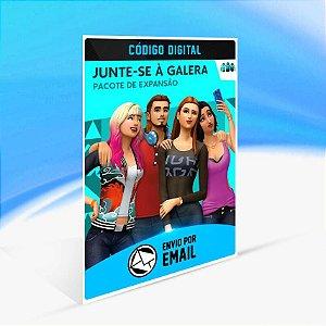 The Sims 4 -  Junte-se à Galera ORIGIN - PC KEY