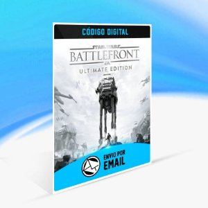 STAR WARS Battlefront Edição Ultimate ORIGIN - PC KEY