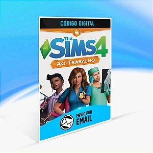 The Sims 4 - Ao Trabalho ORIGIN - PC KEY
