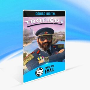 Tropico 6 ORIGIN - PC KEY