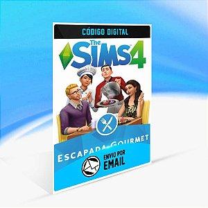The Sims 4 - Escapada Gourmet ORIGIN - PC KEY