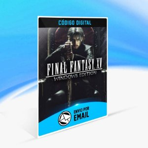 FINAL FANTASY XV WINDOWS EDITION - PC KEY