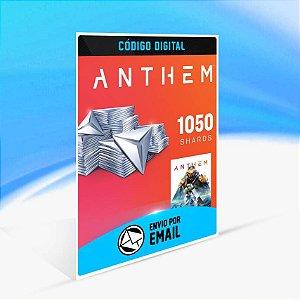 Anthem - Pacote de 1.050 níqueis ORIGIN - PC KEY