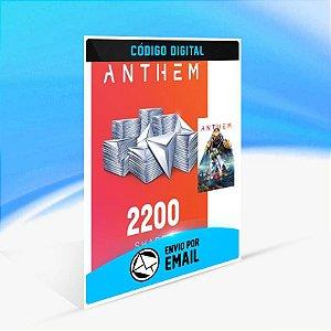Anthem - Pacote de 2.200 níqueis ORIGIN - PC KEY
