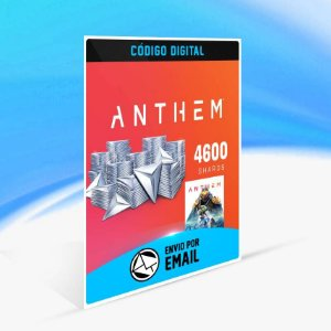 Anthem - Pacote de 4.600 níqueis ORIGIN - PC KEY
