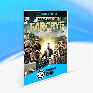Far Cry 5 Edição Gold ORIGIN - PC KEY