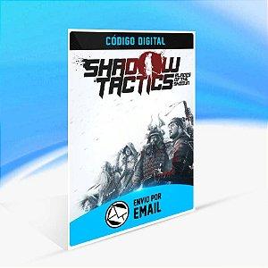 Shadow Tactics: Blades of the Shogun ORIGIN - PC KEY