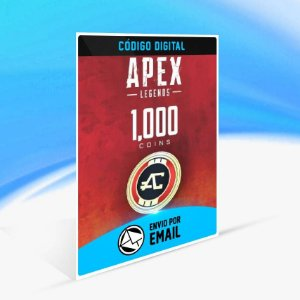 Apex Legends – 1.000 Moedas Apex ORIGIN - PC KEY