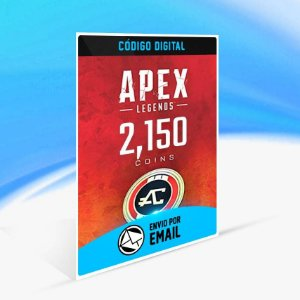 Apex Legends – 2.150 Moedas Apex ORIGIN - PC KEY