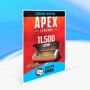 Apex Legends – 11.500 Moedas Apex ORIGIN - PC KEY