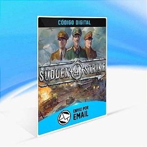 Sudden Strike 4 ORIGIN - PC KEY
