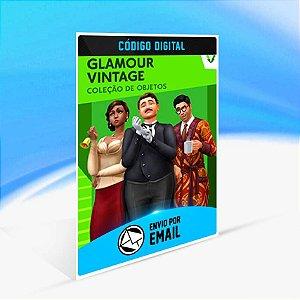 The Sims 4 - Glamour Vintage Coleção de Objetos ORIGIN - PC KEY