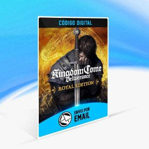 Kingdom Come: Deliverance Royal Edition ORIGIN - PC KEY
