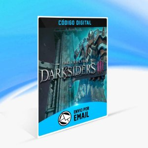 Darksiders III The Crucible ORIGIN - PC KEY